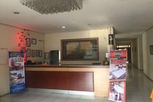 Palapa Hotel Purwokerto - Resepsionis