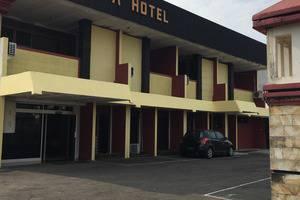 Palapa Hotel Purwokerto - Tampak Depan