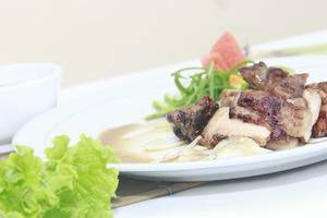 Sankita Hotel Ponorogo - Food
