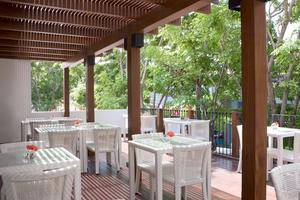 Tanaya Bed & Breakfast Bali - Ruang makan