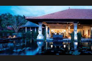 Grand Hyatt Bali - Outdoor Dining