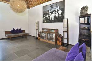Luwak Ubud Villas Bali - Living Area