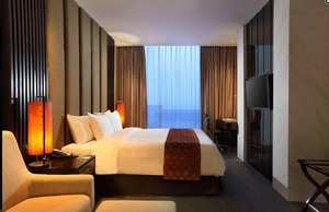 Crowne Plaza Semarang - Food and Drink