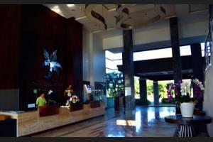 New Kuta Hotel Bali - Outdoor Dining