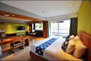 Grand Aston Bali Beach Resort - Beach