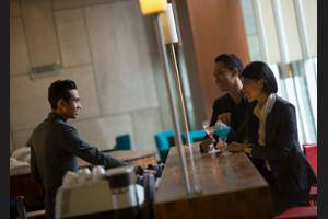 Novotel Bandung - Hotel Lounge