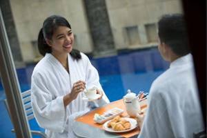 Novotel Bandung - Outdoor Pool