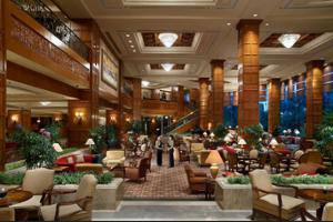 Shangri-la Surabaya - Lobby Lounge