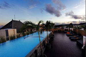 The Tusita Hotel Bali - Rooftop Pool