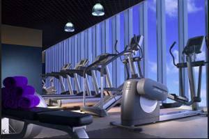 Oakwood Premier Cozmo Jakarta - Fitness Facility