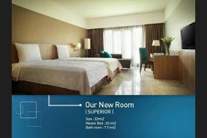 Novotel Surabaya Hotel & Suites Surabaya - Featured Image