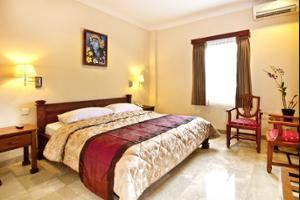 Hotel Kumala Pantai Bali - Garden