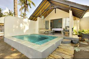 Lilin Lovina Beach Hotel Bali - Beach