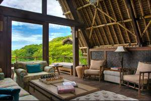 Jeeva Beloam Beach Camp Lombok - Living Area