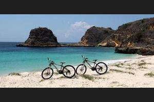 Jeeva Beloam Beach Camp Lombok - Bicycling