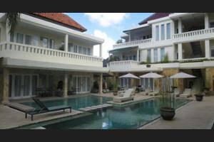 Bali Court Hotel and Apartments Bali - Pool