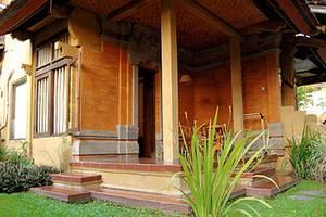 Puri Ulun Carik Bungalows Bali - Pemandangan Kamar Superior