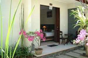 Legian Village Hotel Bali - Balkon/teras