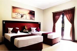 Legian Village Hotel Bali - Kamar terbaru kami dengan design Mix Modern dan Bali Style
