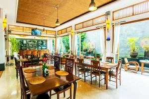 Villa Damar Bandung - Restaurant