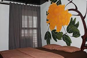 Villa Rotensia Istana Bunga Lembang Bandung - Kamar tamu