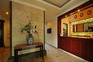 Taman Suci Hotel Bali - Resepsionis
