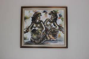 Blanjong Homestay Bali - Painting