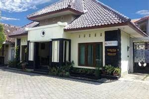 Sabana Homestay Yogyakarta - Tampilan Luar