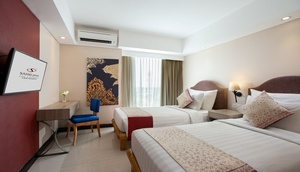 Sahid Jaya Yogyakarta Hotel & Convention - deluxe twin