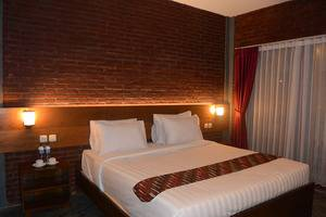 Hotel Wahid Borobudur Magelang - Kamar Deluxe Double
