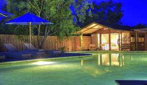 Gili Teak Resort Lombok - Pool