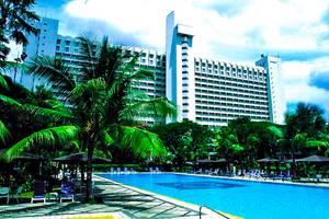 Hotel Borobudur Jakarta - Kolam Renang