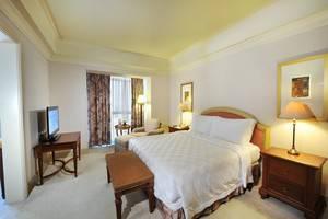 Hotel Borobudur Jakarta - Club Suite - Ruang Tidur