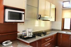 Grand Mozza Wilis Resort Tuban - Dapur