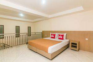 ZenRooms Teuku Umar Denpasar Bali - Tempat Tidur Double