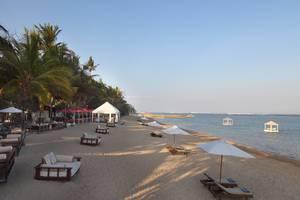 Puri santrian Bali - Pantai Sanur