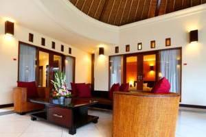 The Bali Bill Villa Bali - ruang keluarga