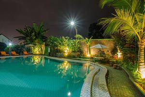 Zam Zam Hotel Resort & Convention Malang - Swimming Pool