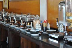 Kuta Lagoon Resort Bali - Restaurant