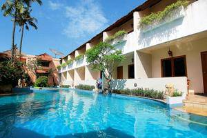 Kuta Lagoon Resort Bali - Kolam Renang