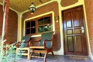 Pesona Bulan Baru Hotel Lombok - Teras