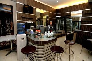 Latief Inn Hotel Bandung - Tempat minum kopi