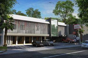 Cherry Homes Express Hotel Bandung - Tampak Depan