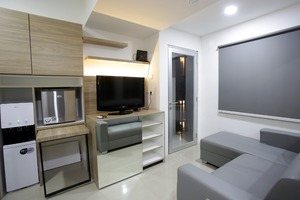 Apartment Grand Asia Afrika by Prisma Utama