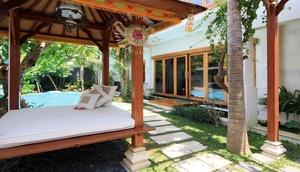 Citrus Tree Villas - Filos Bali - exterior