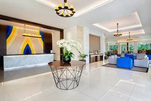Days Hotel and Suites Jakarta Airport Tangerang - LOBBY
