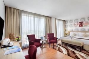 Days Hotel and Suites Jakarta Airport Tangerang - Kamar Junior Suite