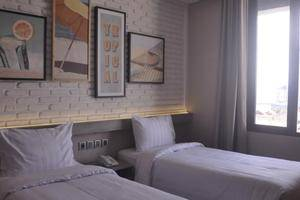 Expressia Hotel Makassar - Kamar