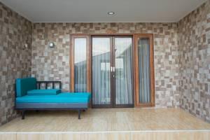 The Ratna Kuta Bali - Terrace