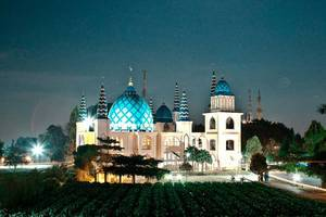Lembah Sarimas Hotel Subang - Masjid